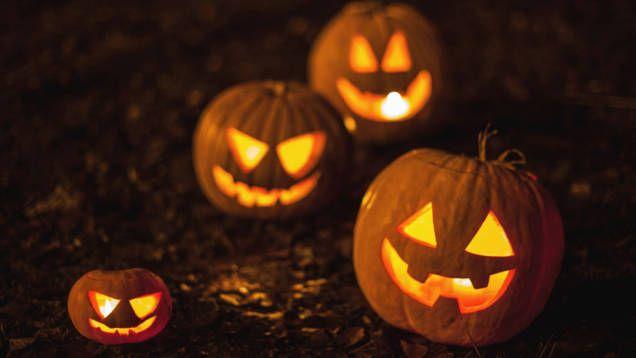 Så gör du en klassisk pumpalykta till Halloween - här är en enkel steg för steg-guide till hur du förvandlar din pumpa till en skrämmande lykta!