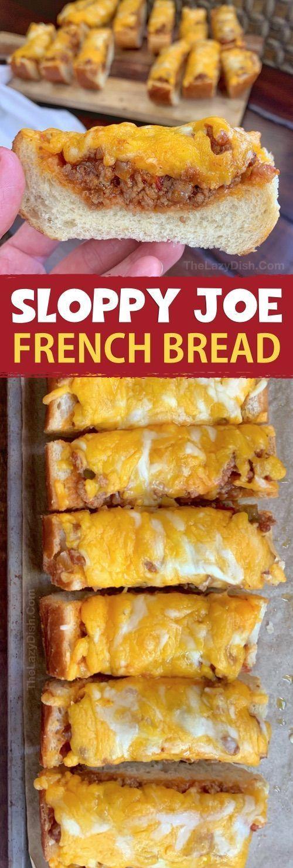 #bread #dish #French #Joe #KIDS #lazy