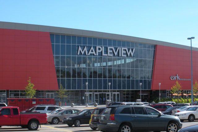 Mapleview, Burlington, Ontario