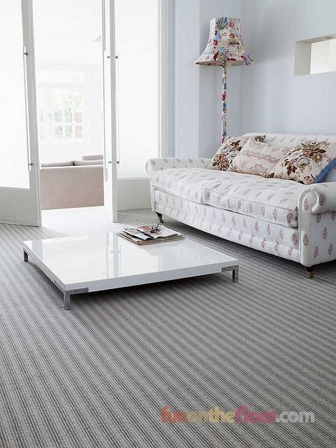 Die besten 25+ grau gestreifter Teppich Ideen auf Pinterest Grau - teppichboden grau wohnzimmer