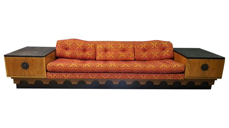 Mid-Century Adrian Pearsall Mediterranean Sofa on Chairish.com
