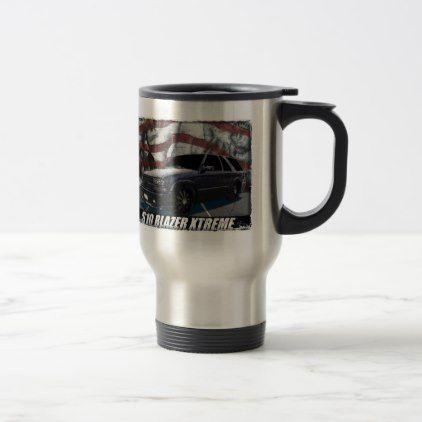 2002 S10 Blazer Xtreme Travel Mug - classic gifts gift ideas diy custom unique