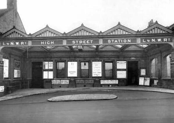 High Street Station