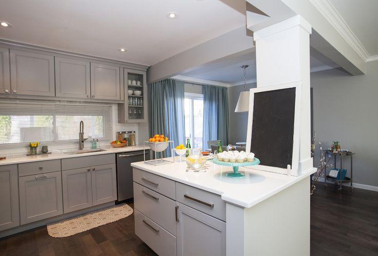 Julie Nick Kitchen Reveal Buying Selling Kitchen