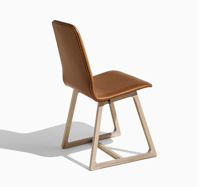 Skovby A140 Sleigh dining chair