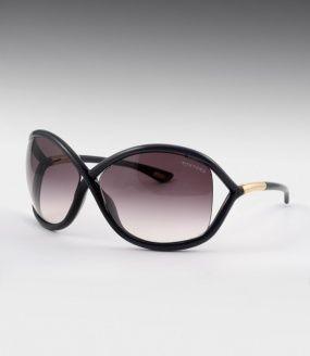 "Tom Ford ""Whitney"" Sunglasses."