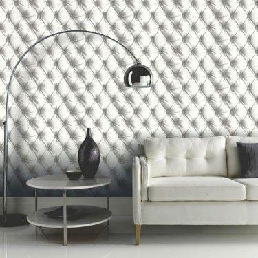 papier peint duplex papier lancaster blanc papiers peints pinterest lancaster papier. Black Bedroom Furniture Sets. Home Design Ideas