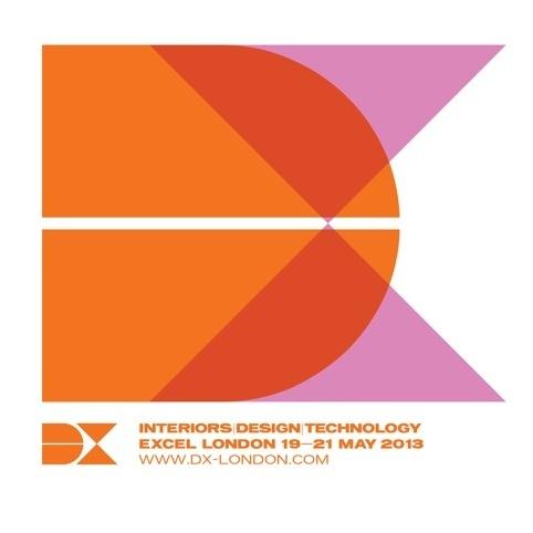 DX London branding by Neville Brody / Design Research Studio