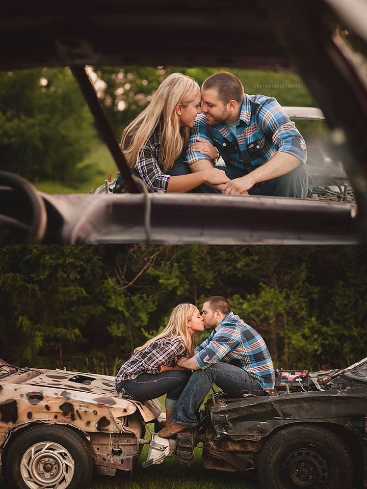 LOVE.  I love Demolition Derby and would LOVE this for Engagements.