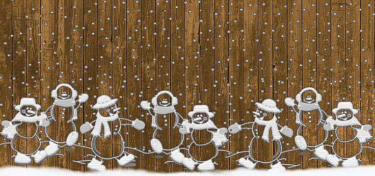 Antique Christmas, Christmas, Make A Snowman, Antique, Background image