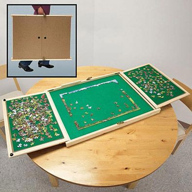 31 Best Puzzle Tables Amp Organizers Images On Pinterest Puzzles Puzzle Table And Jigsaw Puzzles