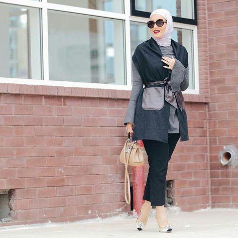 Hijab Fashion 2017 : Top 60 meilleurs Modèles de hijab chic tendance de l'été