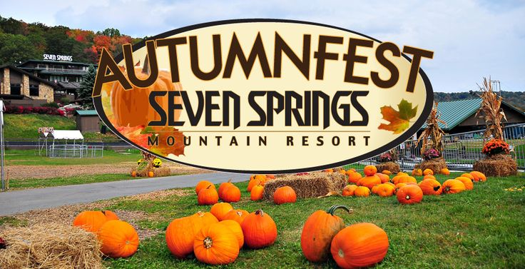 Autumnfest | PA Pennsylvania Ski Resort | Four Season Resort | Seven Springs Mountain Resort EVERY WEEKEND IN OCTOBER
