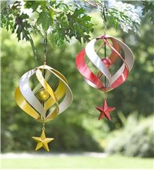 Wind Spinners & Whirligigs for Your Garden | Wind & Weather