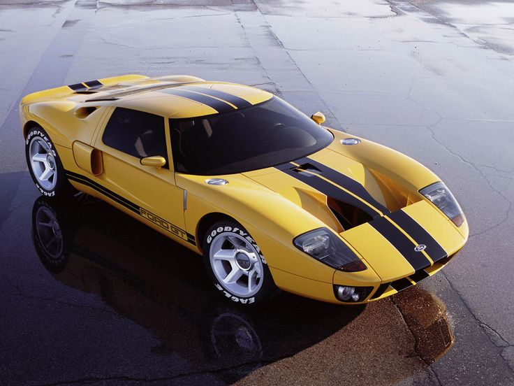 Black & Yellow, Black & Yellow, Black & YellowSports Cars, 1968 Ford, Ford Gtgt40, 2006 Ford, Fordgt, Ford Gt40, Dreams Cars, Nice Riding, Favorite Cars