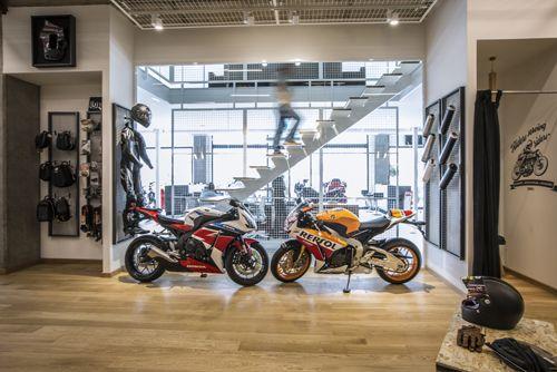 TeamFores'ten Motosiklet Tutkunlarına Dinamik ve Bütüncül Tasarım