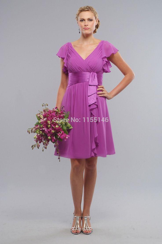 Mejores 57 imágenes de Bridesmaid Dresses en Pinterest | Damas de ...