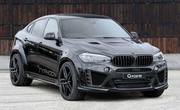 Those of you who are into tuning and follow the news know about G-Power and their Typhoon tuning kits for BMW X5M and X6M. Now there is new one for the latest generation of these models, showcased here on this super cool BMW X6M Typhoon F86.