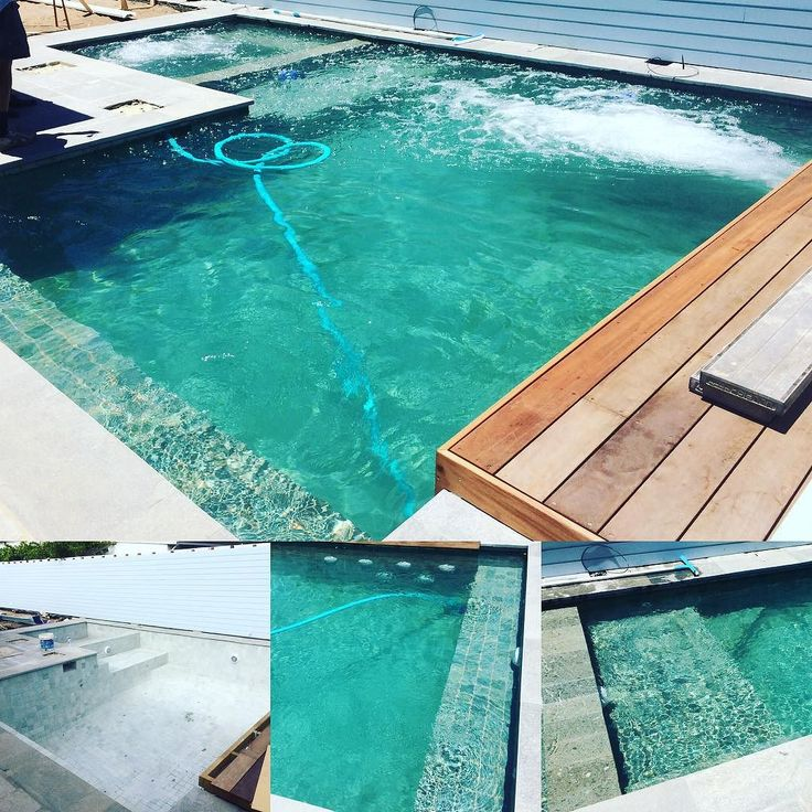 Another @north_shore_pools completed project in Subiaco this pool and spa is tiled throughout in Sukabumi Green stone tiles and also has a swim jet system installed so it can be used for exercise or a leisure once the landscaping is complete and the chemigen kicks in and gets the water crystal clear this pool and backyard will look a million dollars  #perth #pool #perthswimmingpool  #concrete #concretepool #poolinspo #tile #stone #stonetile #green #balistyle #tropicalfeeling #swimmyclub…