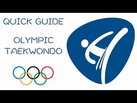 Quick Guide to Olympic Taekwondo - YouTube