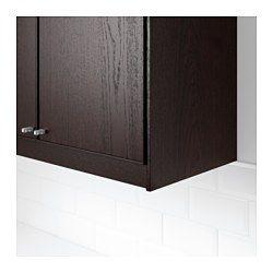 IKEA - EKESTAD, Lys-/gesimslist, rund, Kan brukes som en dekorlist for å skjule belysning, ledninger og kontakter under veggskap, eller som gesims over vegg- og høyskap.Synlige variasjoner i treet gir en varm, naturlig følelse.Kan kappes til ønsket lengde.25 års garanti. Les om vilkårene i garantiheftet.