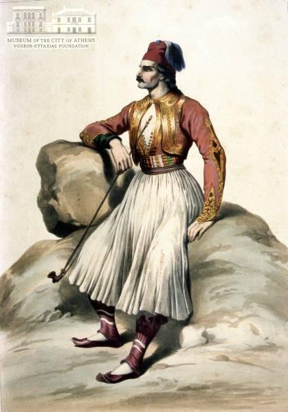 www.villsethnoatlas.wordpress.com (Grecy, Greeks) J.A.. GOUPIL (1839-1883) (painter) & JANET-LANGE (1815-1872) (engraver) Greek islander
