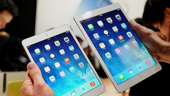 Apple Launches iPad Air - Gossip That!