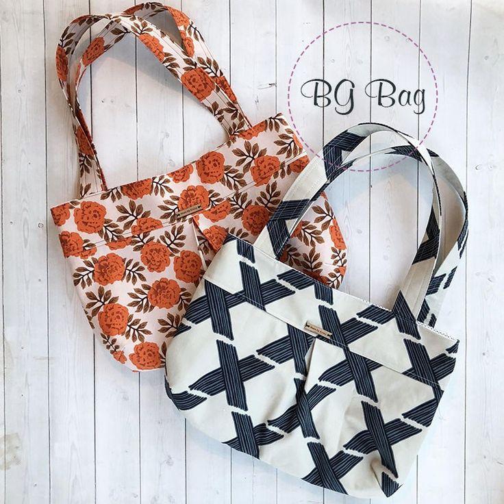 BG Bag website