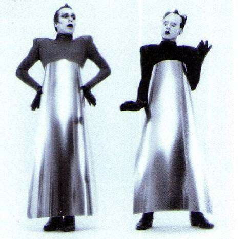 damageintomp:  You've got to hold on!  Tomorrow will be there! (Joey Arias and Klaus Nomi)