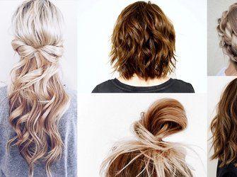 Bildnetzwerke bieten wundervolle Inspirationen für raffinierte Hairstyles