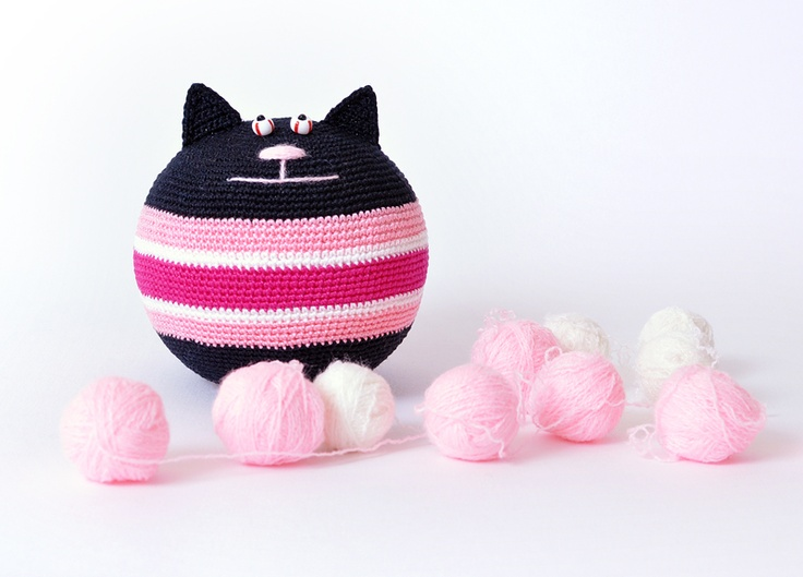 Crocheting Relieves Stress : ... images about DIY & Crafts on Pinterest Wool, Cat crochet and Beanie