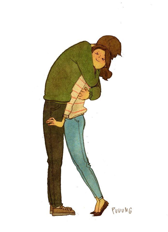 Aquele seu Abraço <3
