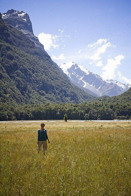 Dart River, Mt Aspiring National Park.  Otago