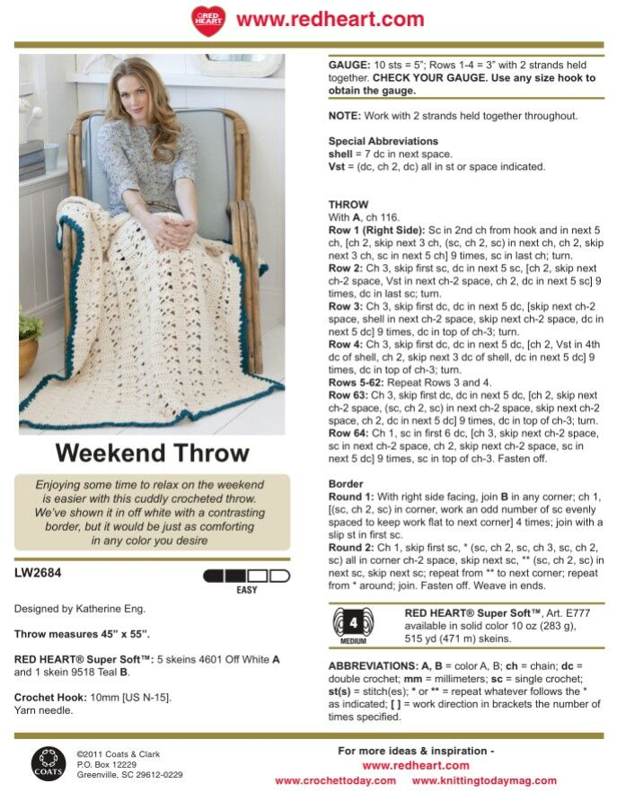 149 mejores imágenes de Crochet afghans/baby blankets #1 en ...