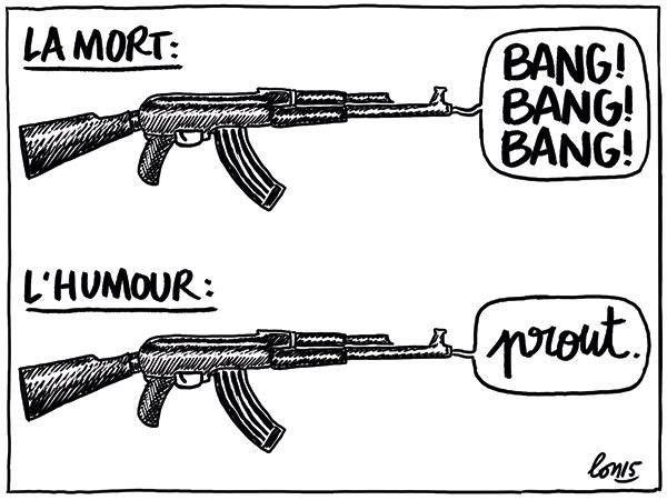 Guill #JeSuisCharlie #CharlieHebdo