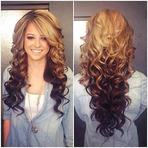 Cute Curly Hairstyles 49 Best Hair 3 Images On Pinterest  Hairdos Haircut Styles And Braids