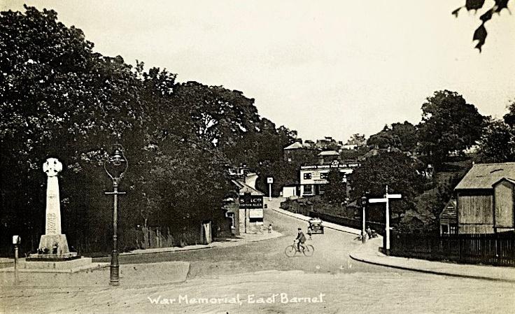 New Barnet & East Barnet Pics...