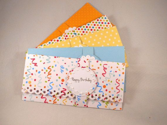 Best Birthday GiftMoney Holder Images On
