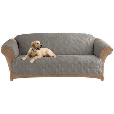 Sofa Sale Furniture Friend Microfiber Nonskid Sofa Pet Cover Sea Glass Sure Fit