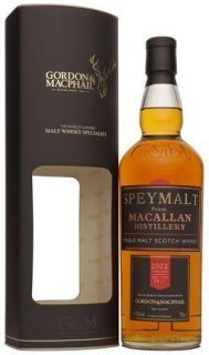 Gordon MacPhail Macallan Speymalt 2002/2011 - Whiskyglas Whisky-Blog