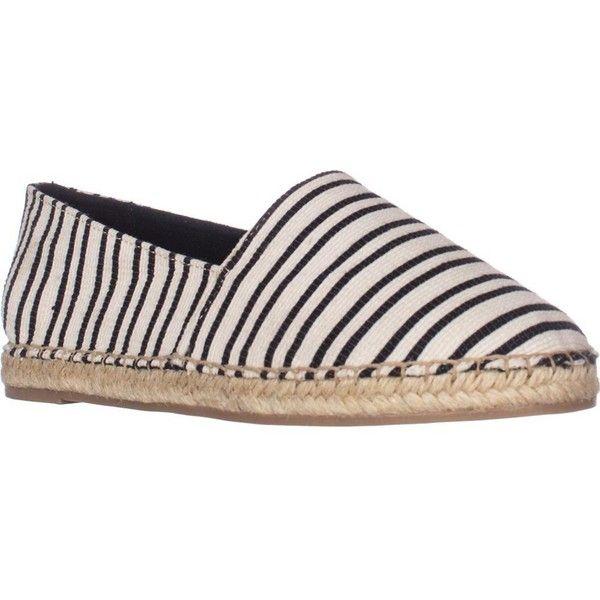 Sam Edelman Circus Sam Edelman Laila Round Toe Espadrille Flats -... ($27) ❤ liked on Polyvore featuring shoes, flats, ivory, sam edelman flats, ivory shoes, sam edelman espadrilles, flat shoes and flat pumps
