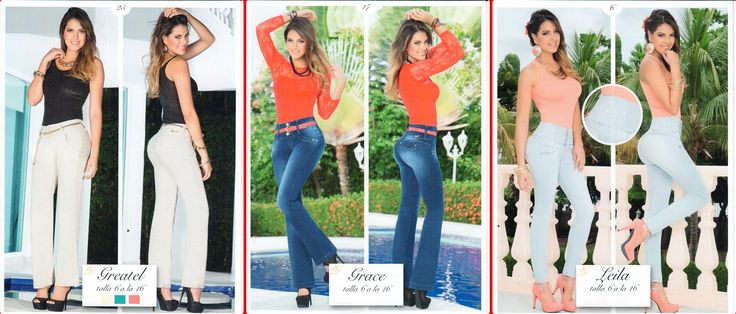 141204 - Jeans /  VENTAS POR CATALOGO