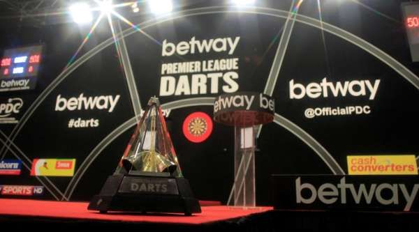 Betway Premier League Darts UK and Ireland 2015, thoughout February, March, April and May. Tickets go on general Sale 9am Monday 6th September.