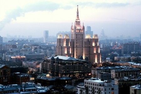 Moscow - Destination City Guides By In Your Pocket