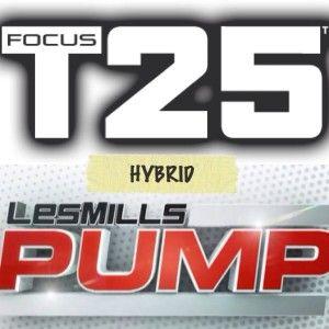 T25 / Les Mills Pump Hybrid