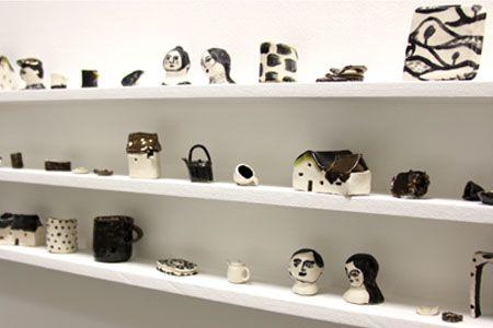 YCN Student Awards 2015 // Yorkshire Tea ceramic collection