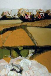 "Gabriel Godard ""Paysage Ocre"""