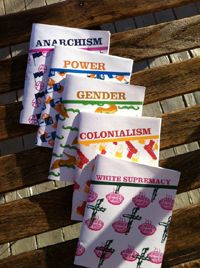 "Free downloads! The first five pamphlets, designed by Josh MacPhee of Justseeds Artists' Cooperative and printed by P Printing in Denver, are: ""Power"" by Todd May, ""Colonialism"" by Maia Ramnath, ""Gender"" by Jamie Heckert. ""Anarchism"" by Cindy Milstein, and ""White Supremacy"" by Joel Olson. Stay tuned for more titles in this growing series."