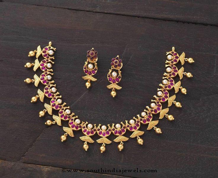 Kemp Necklace Designs, Antique Kemp Jewellery Designs, Imitation Kemp Necklace Designs.