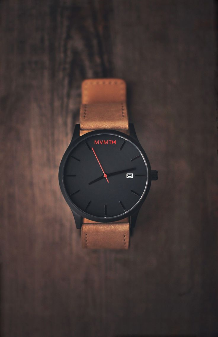 The perfect everyday watch from MVMT Watches.